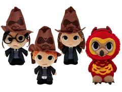 SuperCute Plushies: Harry Potter Box of 9 Plush Figures