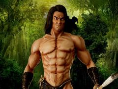 Tarzan (Call of The Jungle) 1/10 Scale Limited Edition Statue