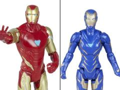Avengers: Endgame Iron Man and Marvel's Rescue Figure 2-Pack