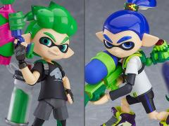 Splatoon figma No.462-DX Inkling Boy Two-Pack