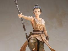 Star Wars ArtFX Artist Series Rey (Descendant of Light) Statue