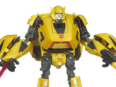 Transformers Generations Deluxe Cybertronian Bumblebee
