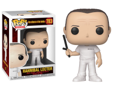 Pop! Movies: The Silence of the Lambs - Hannibal
