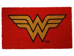 DC Comics Wonder Woman Logo Door Mat