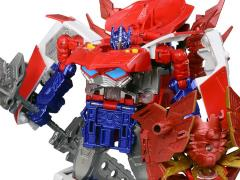 Transformers Go! G26 Optimus Exprime