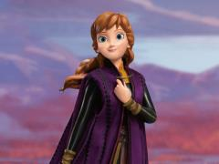 Frozen II Master Craft MC-17 Anna PX Previews Exclusive Statue