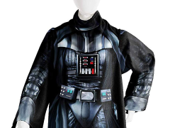 Star Wars Darth Vader Comfy Throw Blanket with Sleeves