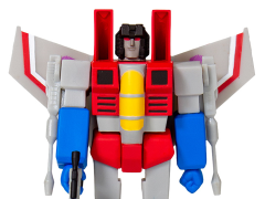 Transformers ReAction Starscream Figure
