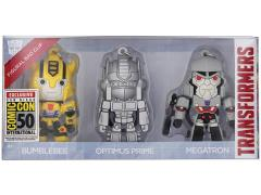 Transformers SDCC 2019 Exclusive Bag Clip Set