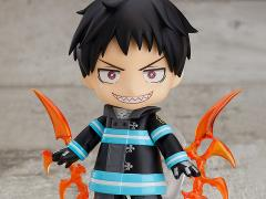 Fire Force Nendoroid No.1235 Shinra Kusakabe