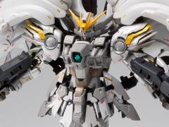 Gundam Fix Figuration Metal Composite Wing Gundam Snow White Prelude Exclusive