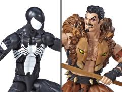 Spider-Man Marvel Legends Spider-Man & Kraven Exclusive Two-Pack