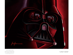 Star Wars Lord Vader Limited Edition Giclee