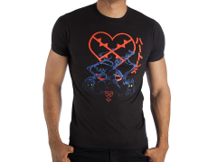 Kingdom Hearts AntiSora (Heartless) T-Shirt
