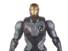 Avengers: Endgame Iron Man (Team Suit) Basic Figure