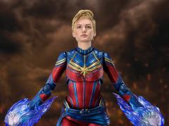 Avengers: Endgame S.H.Figuarts Captain Marvel Exclusive