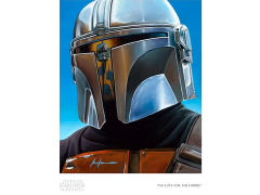 Star Wars No Love for the Empire Limited Edition Giclee