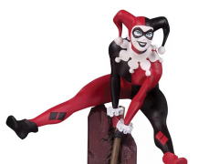DC Comics Batman Rogues Harley Quinn Limited Edition Multi-Part Statue Diorama