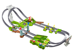 Mario Kart Hot Wheels Mario Circuit Track Set