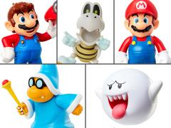 "World of Nintendo 2.50"" Wave 22 Set of 5 Figures"