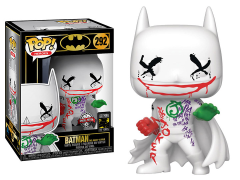 Pop! Heroes: Batman 80th - Batman (The Joker is Wild) Exclusive