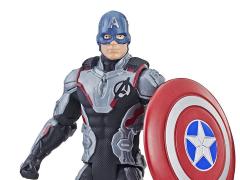 Avengers: Endgame Captain America (Team Suit) Basic Figure