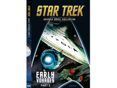Star Trek Graphic Novel Collection #30 Early Voyages (Part 3)