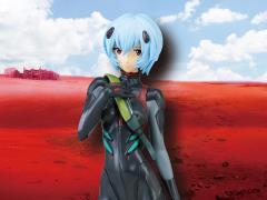 Rebuild of Evangelion Premium Rei Ayanami (Ver.1.5) Figure