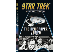 Star Trek Graphic Novel Collection #34 The Newspaper Strips Vol. 3