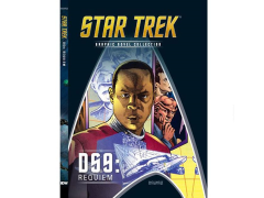 Star Trek Graphic Novel Collection #47 DS9: Requiem