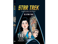 Star Trek Graphic Novel Collection #50 DC Star Trek: TNG: The Hand of the Assassin
