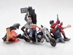 Akira miniQ Part 2 Tetsuo Box of 6 Figures