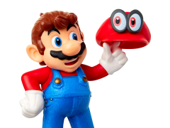 """World of Nintendo 2.50"""" Cappy Mario"""
