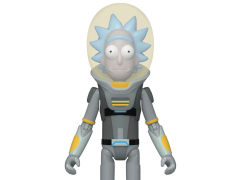 Rick and Morty Space Suit Rick Action Figure