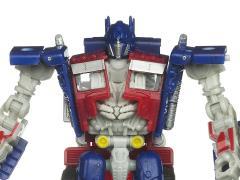 Transformers: Dark of the Moon MechTech Deluxe Optimus Prime Exclusive