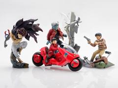 Akira miniQ Part 1 Kaneda Box of 6 Figures
