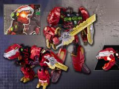 Transformers: Fall of Cybertron Fireblast Grimlock Exclusive