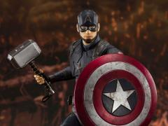 Avengers: Endgame S.H.Figuarts Captain America (Final Battle Edition)