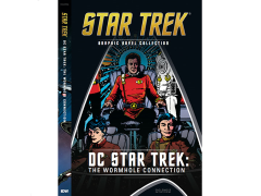 Star Trek Graphic Novel Collection #31 DC Star Trek: The Wormhole Connection
