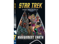 Star Trek Graphic Novel Collection #23 Assignment Earth