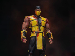 Mortal Kombat 3 VS Series Scorpion 1/12 Scale NYCC 2019 Exclusive Figure