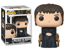 Pop! TV: Game of Thrones - King Bran the Broken