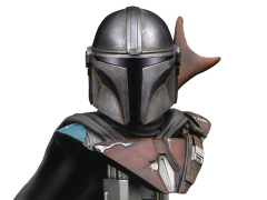 The Mandalorian Legends in 3D The Mandalorian 1/2 Scale Limited Edition Bust