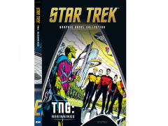 Star Trek Graphic Novel Collection #27 TNG: Beginnings