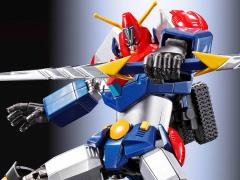 Super Electromagnetic Robot Combattler V Soul of Chogokin F.A. GX-90 Combattler V