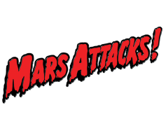 Mars Attacks ReAction Robot Figure