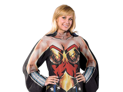 DC Comics Wonder Woman Comfy Throw Blanket with Sleeves