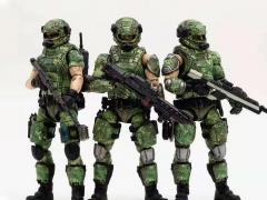 Russian Army Team 1/18 Scale Set