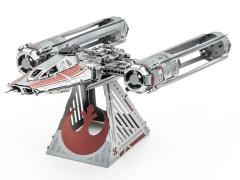 Star Wars Metal Earth Zorii's Y-Wing Fighter (The Rise of Skywalker) Model Kit