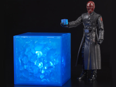 Marvel Studios: The First Ten Years Marvel Legends Red Skull & Electronic Tesseract Exclusive Set